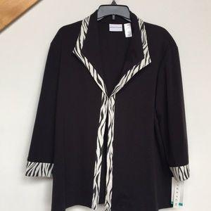 Alfred Dunner World Traveler blouse